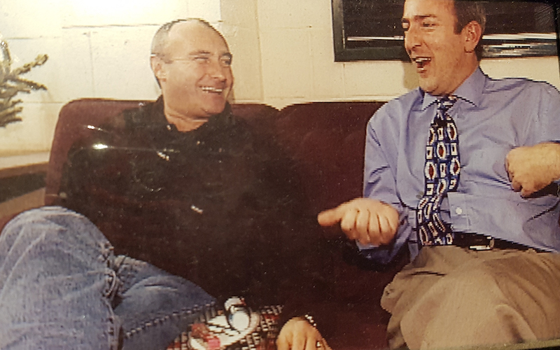 Croney and Phil Collins